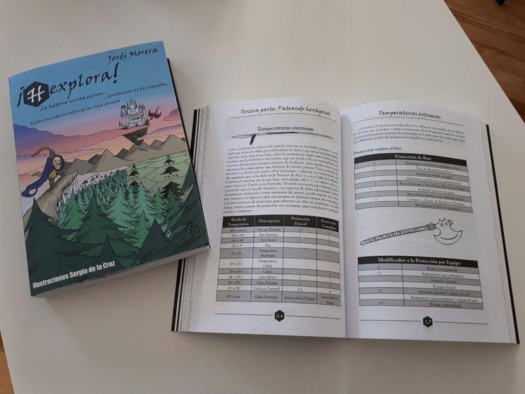 Libros camino de la editorial (¡y foto!)