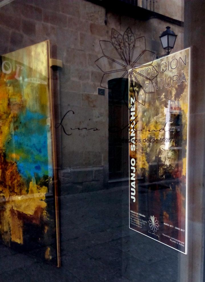Inauguración Galería Luis Méndez