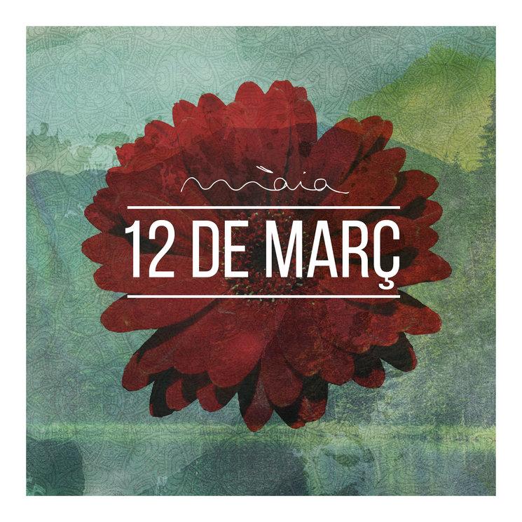 12 de març!