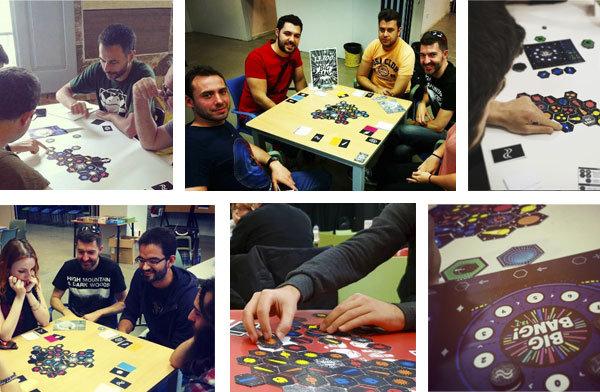 Nuevo juego ¡y nueva mini expansión para Castlecards!
