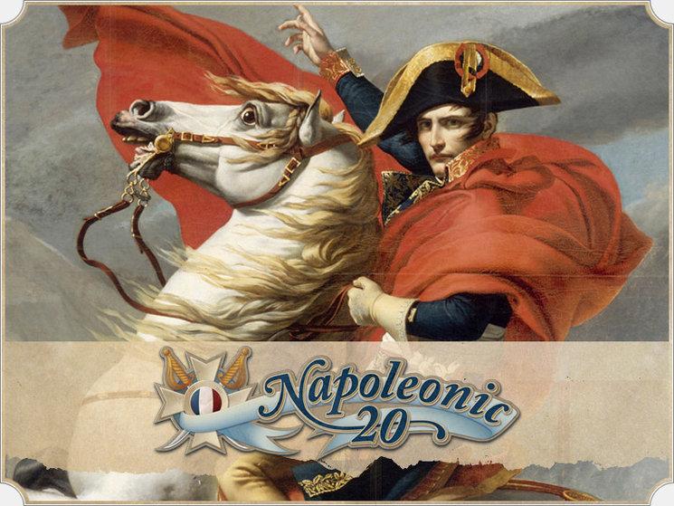 Retrato de Napoleón