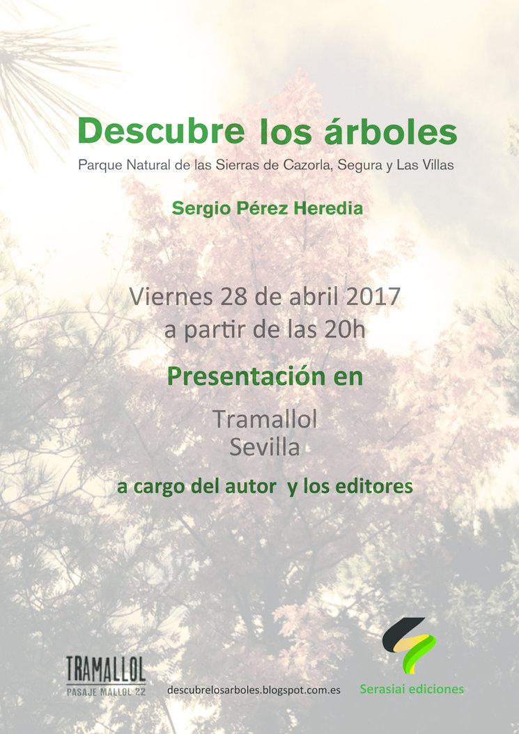 Invitacion a la presentacion en Sevilla