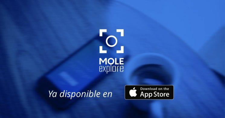 Ya está disponible - Molexplore Melanoma & Skin Cancer App iOS (iPhone)