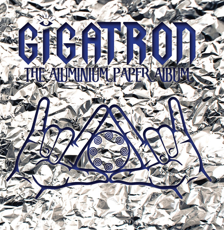 THE ALUMINIUM PAPER ALBUM - DIGITAL PAQUETOWN EDITION