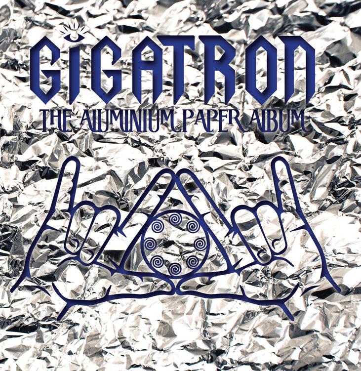 THE ALUMINIUM PAPER ALBUM - DIGITAL PAQUETOWN EDITION