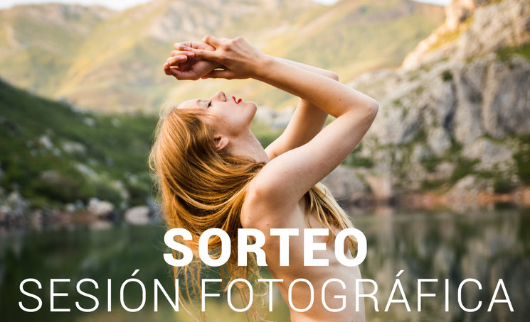 SORTEO SESIÓN DE FOTOS