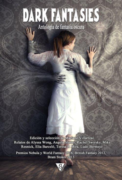Distribución de la antología Dark Fantasies