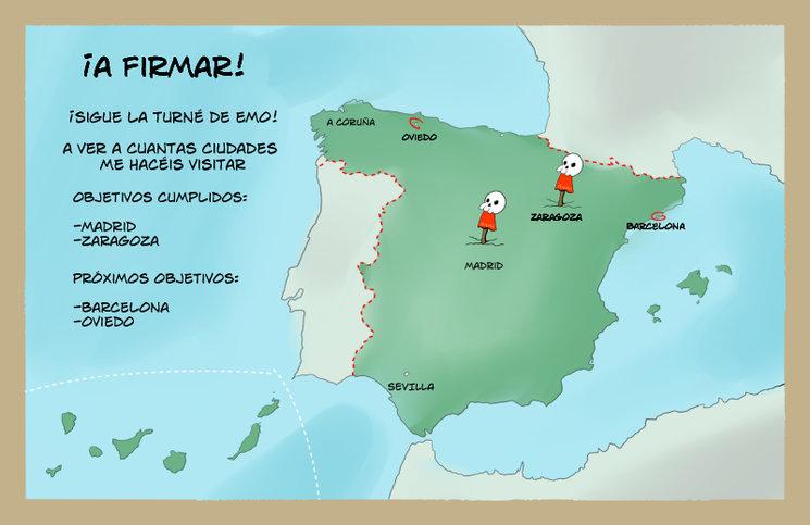 ¡Nos vamos a Madrid!