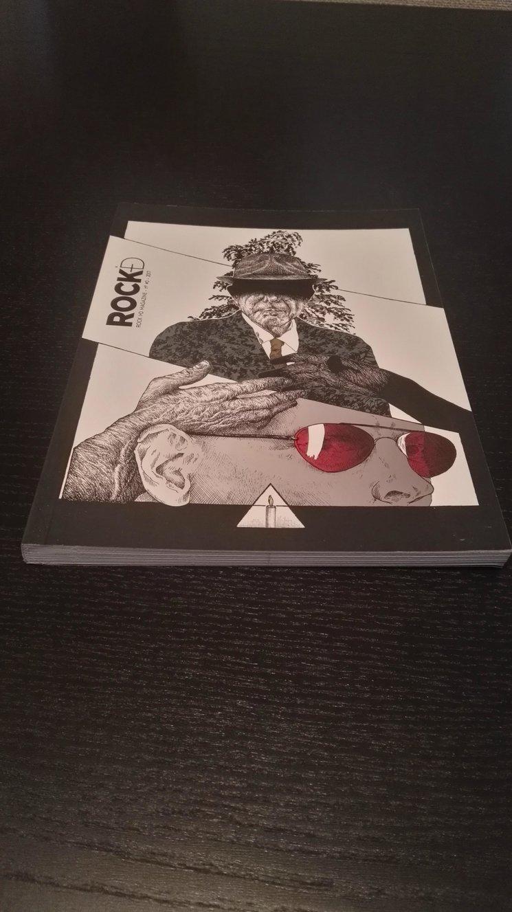¡Hemos recibido los ejemplares del #0 de Rock I+D!