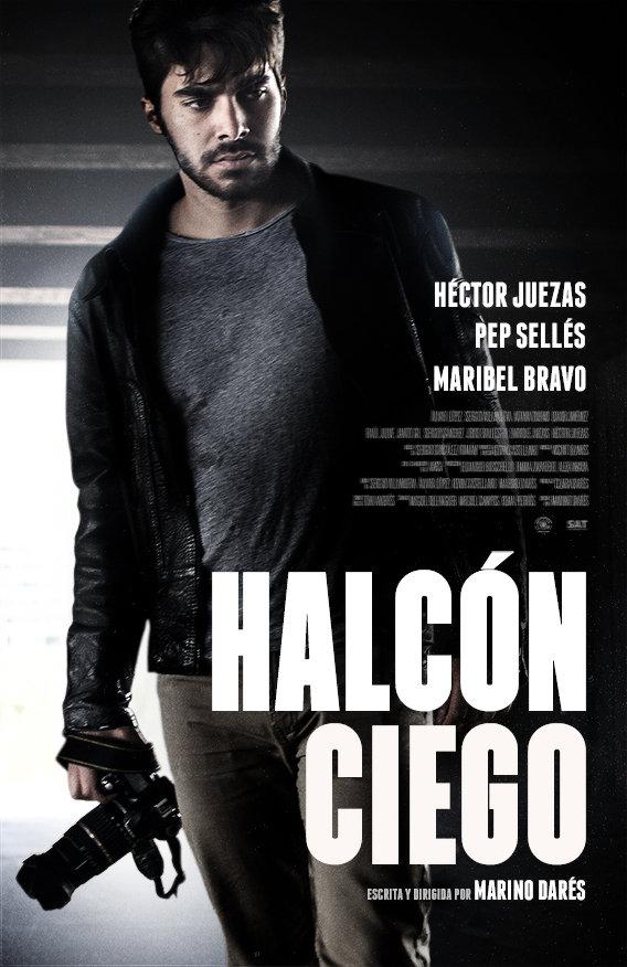 HALCÓN CIEGO ¡Nueva película en marcha!