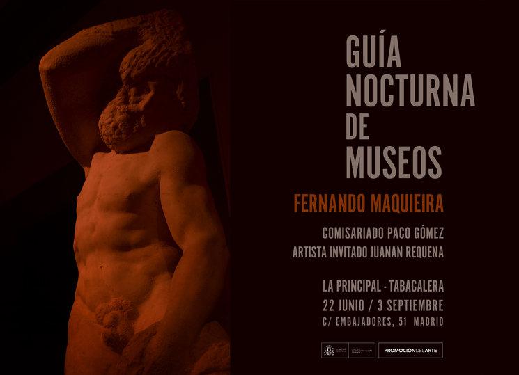 Exposición Museos Nocturnos en Madrid