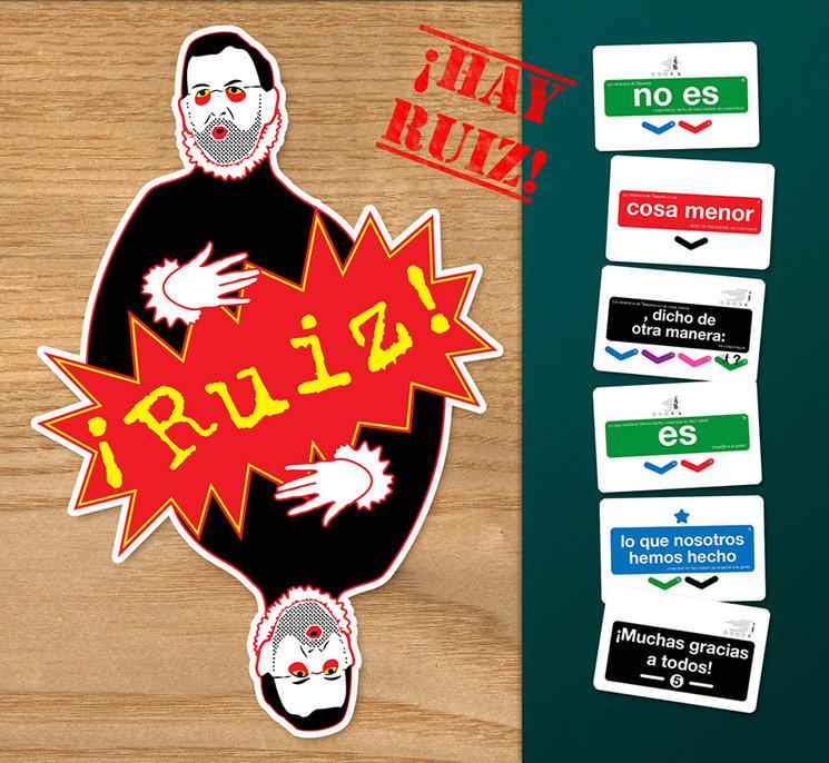 ¡Hay Ruiz!