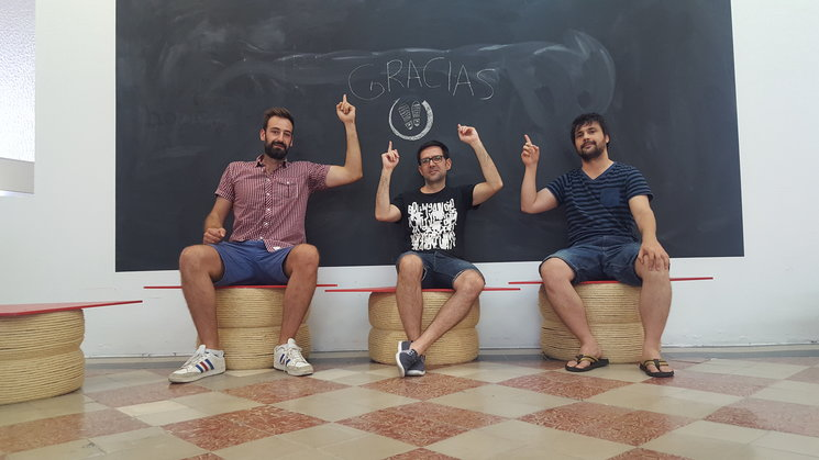 Diario de tres 'crowdfunders' primerizos. La despedida