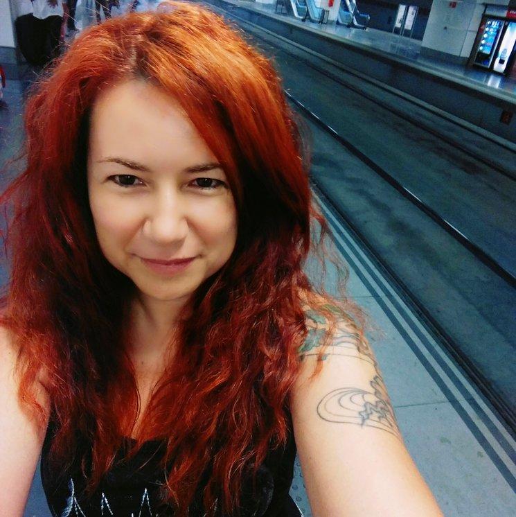 Rita Valero Contigo en la estación