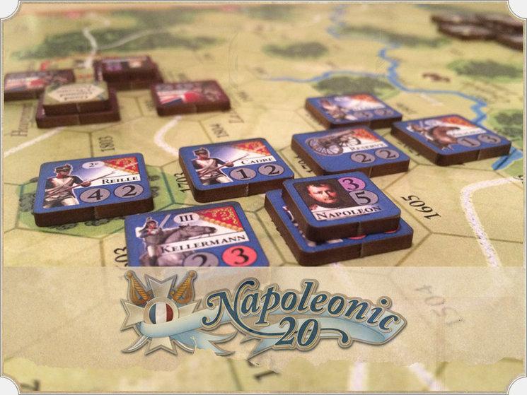 Sobre la serie Napoleonic 20
