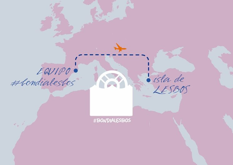 Por cada donación el avión está más cerca de su destino :)
