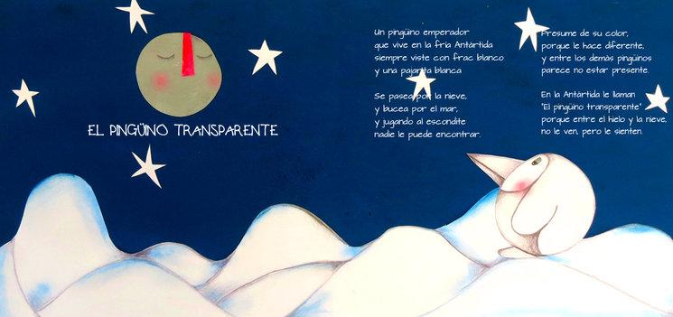 El PINGÜINO TRANSPARENTE