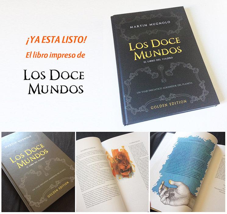 Edición Dorada impresa