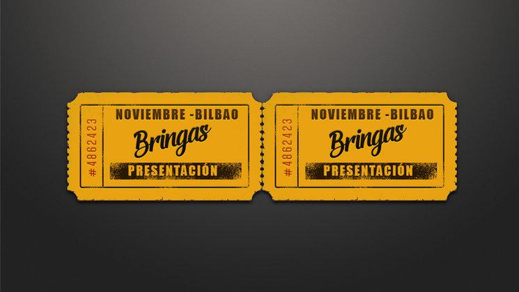 ticket fiesta / presentación