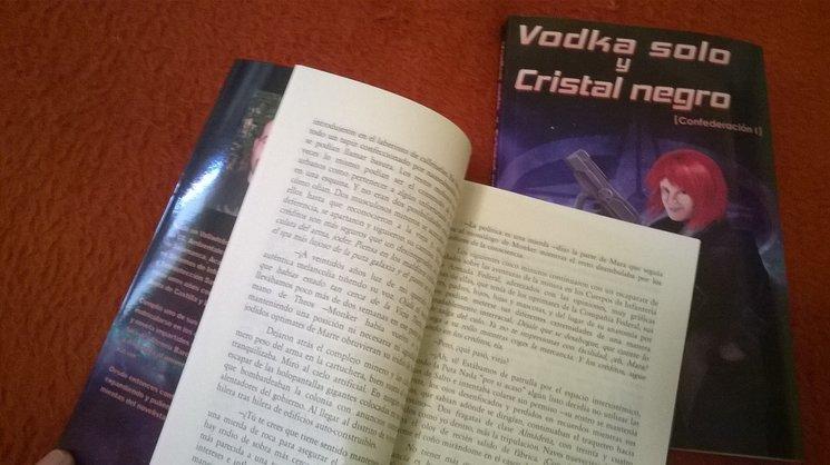 Tacto suave, olor delicioso, lectura cómoda...