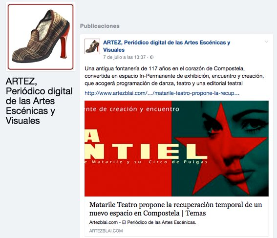 Facebook ARTEZ