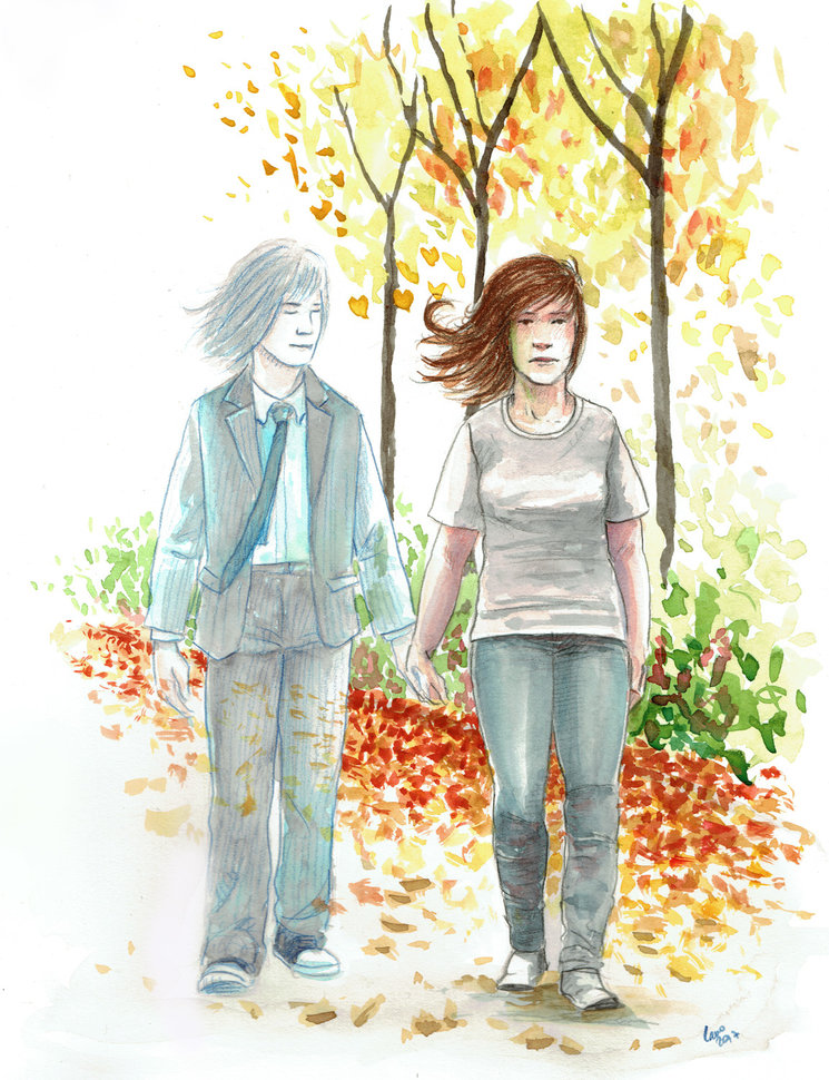 David y Ana