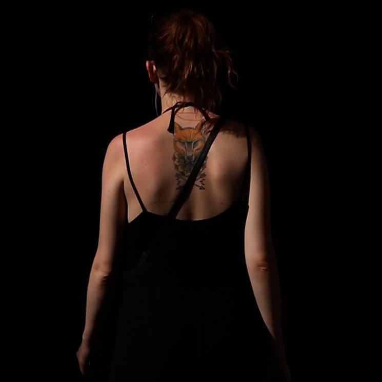 Fotograma del audiovisual del proyecto. Barcelona