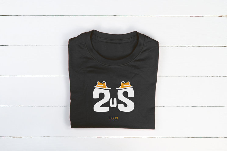 Aqui tenéis las camisetas
