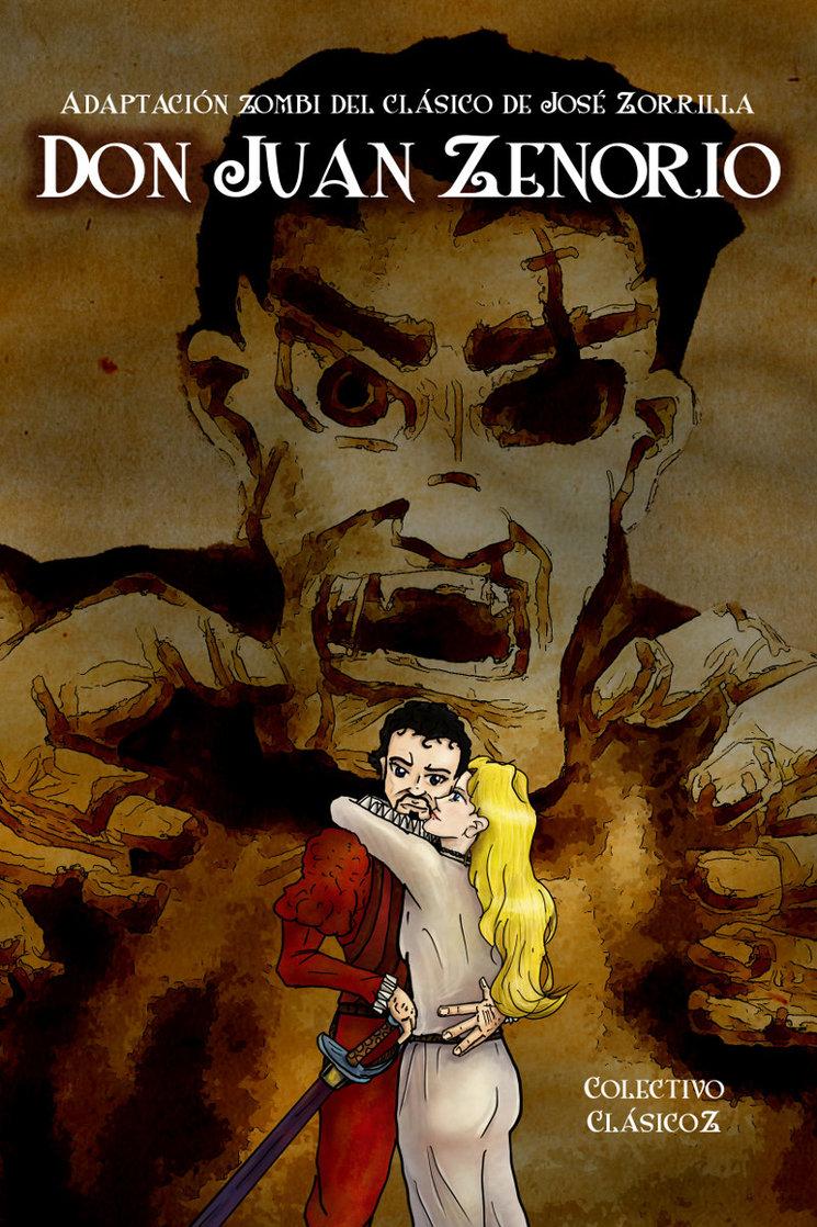 Don Juan Zenorio, la portada