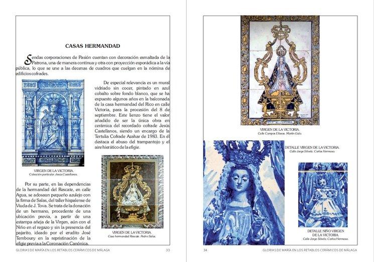 Detalle de las páginas del tercer volumen de la colección