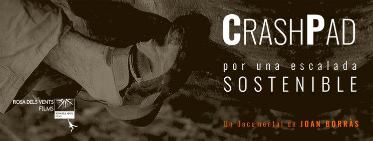 CRASH PAD es un documental sobre Boulder o escalada en bloque