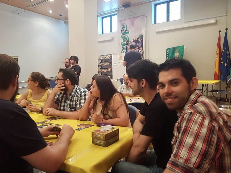 9º Edición de los Juegos al Frescor del Verano de Córdoba