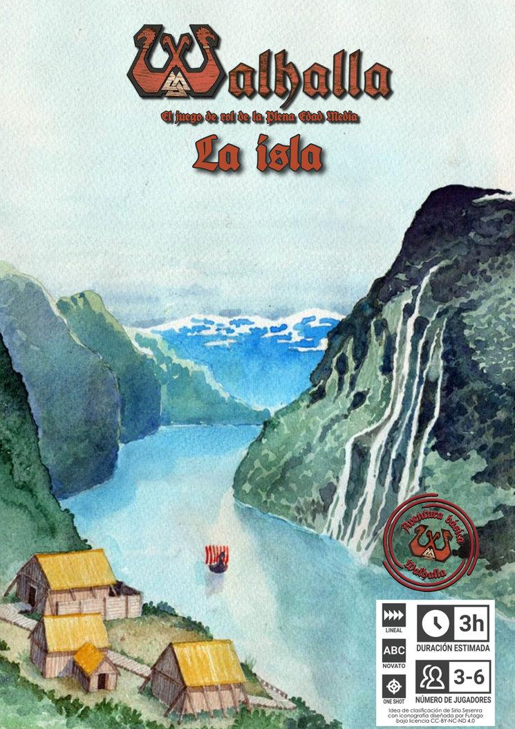 La isla, nueva aventura básica para Walhalla