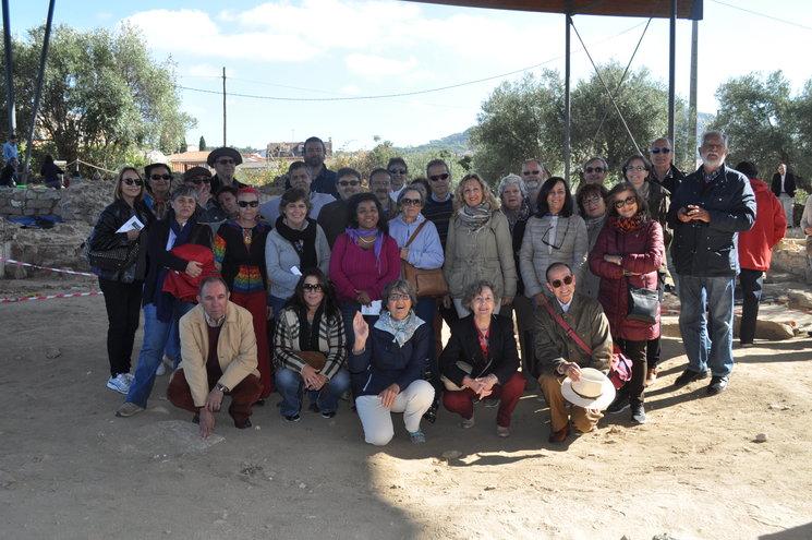 Visita de la asociación Alberche- Albirka