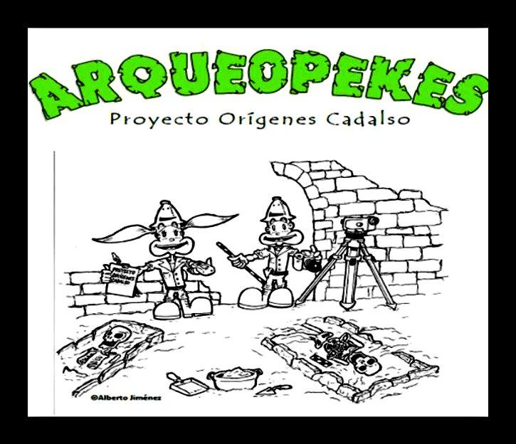 Logo Arqueopekes
