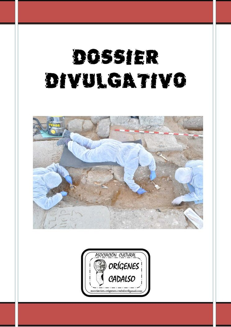 Informative Dossier 2016 frontpage