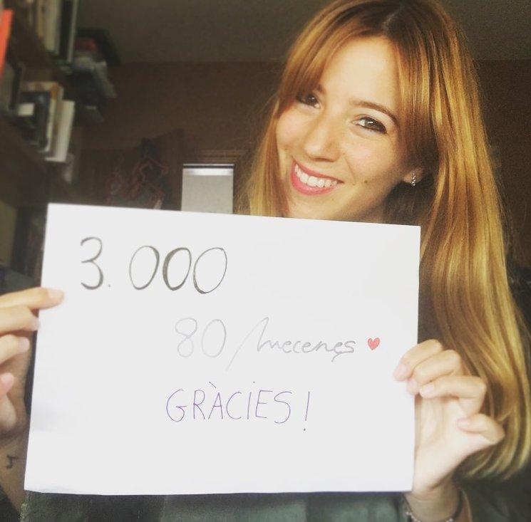Hem superat els 3.000€!!!