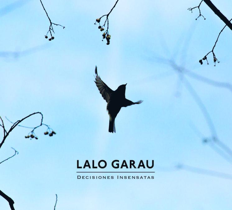Esta es la portada, con foto de Gabriel Morell