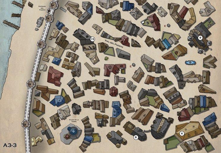 Gazetteer de Aventuras en la Marca del