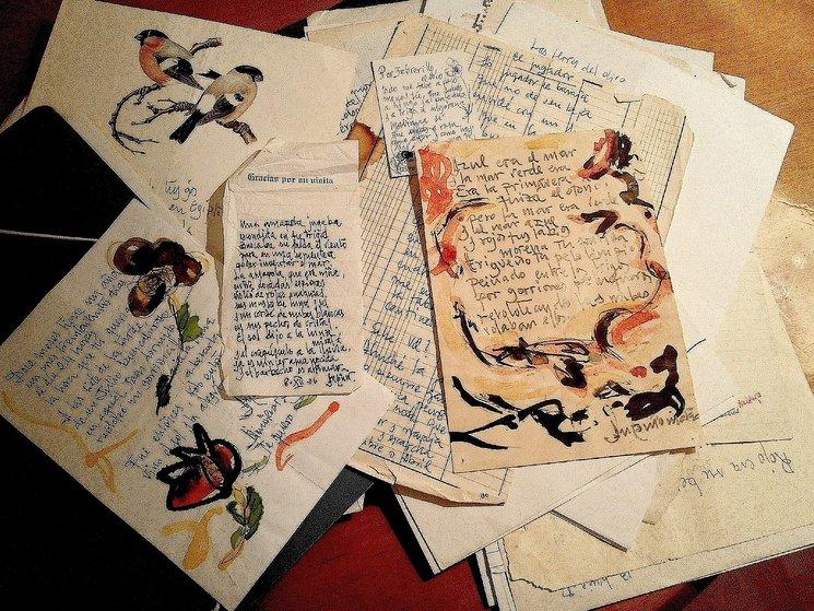 Poemas recuperados de Antonio Mata