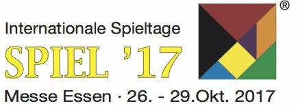 Estaremos en la feria SPIEL'17 de Essen