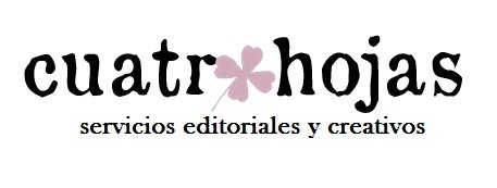 Editorial Cuatro Hojas, encargada del proyecto
