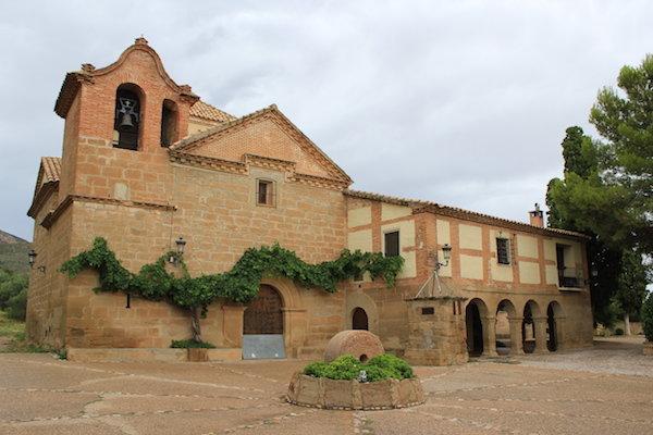 Ermita del viñedo