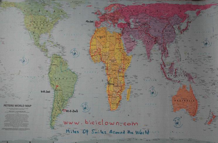 Más de 120 países