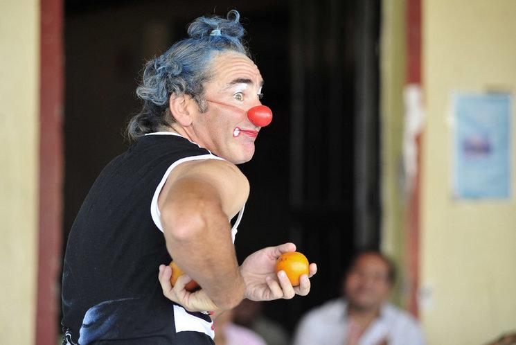 No sabemos aún si llegará el clown