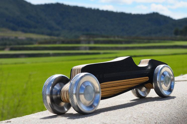 Classic Racer Car Nº 1