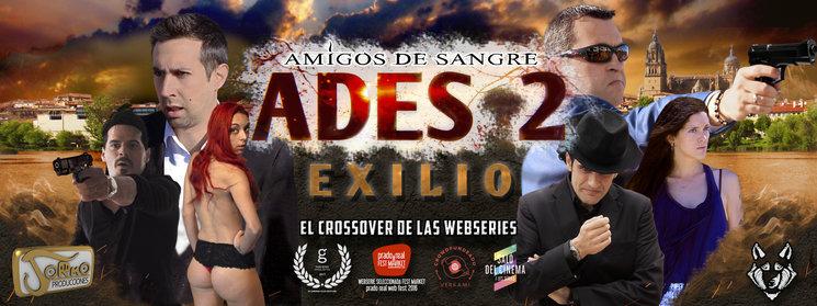 Estreno de ADES 2x01 el próximo 22 de septiembre