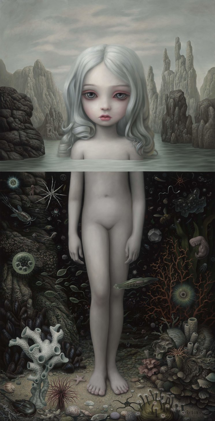 """Aurora"" (2015), Mark Ryden"