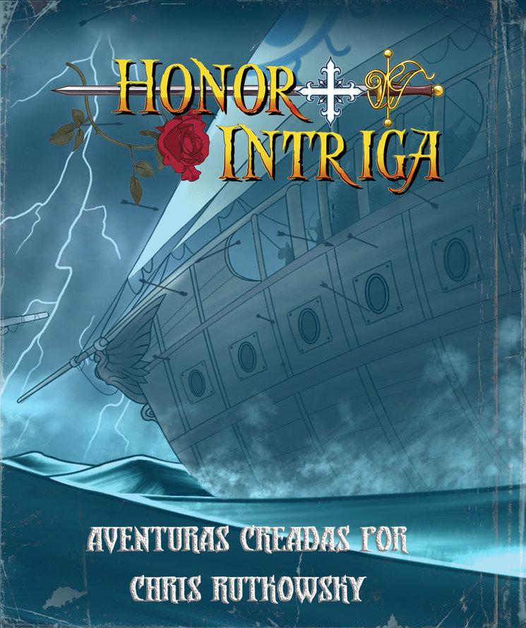 Libro de aventuras para Honor + Intriga