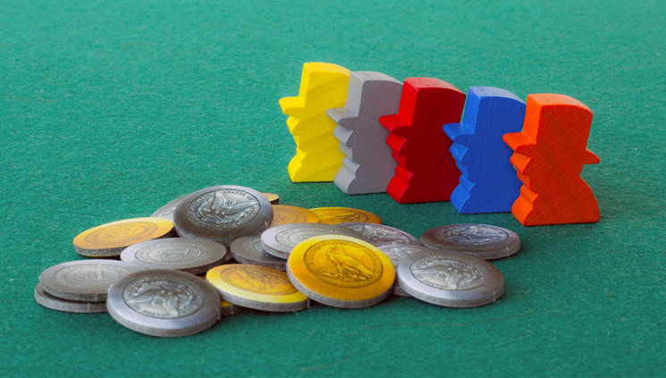 Los brokermeeples y las monedas